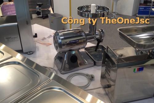 thiết bị sơ chế nhà bếp bằng inox