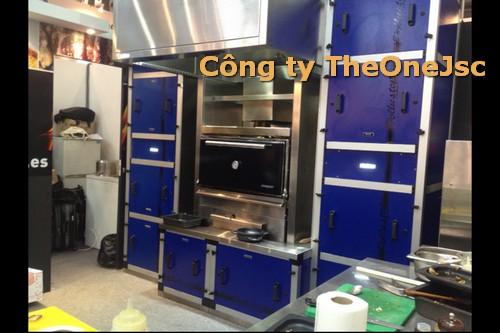 thiết bị sơ chế thức ăn cho khu bếp nhập ngoại