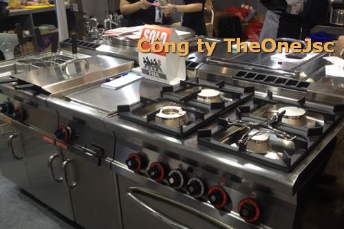 thiết bị cho khu bếp chính nhập khẩu