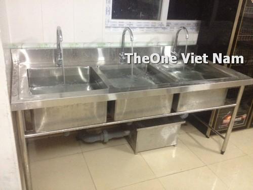 lắp đặt bếp công nghiệp inox tại Thanh Hóa