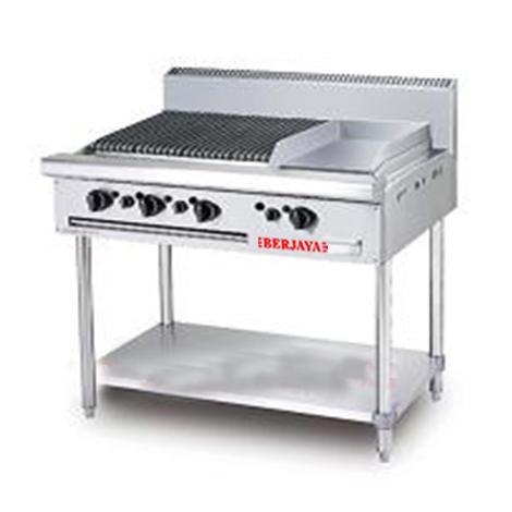bếp nướng công nghiệp TheOne